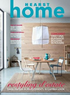 Top Italia riviste di Interior Design e Moda agosto 2013 | Spazi di Lusso | Hearst Home Magazines