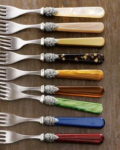 20-Piece Napoleon Flatware Service by EME at Neiman Marcus.