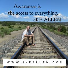 Enlightenment Wisdom from iKE ALLEN.  www.iKEALLEN.com
