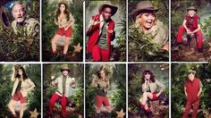 TOWIE star Gemma Collins, Melanie Sykes and Tinchy Stryder among confirmed list of happy celebrity campers heading into the jungle for I'm A Celebrity. Crazy Celebrities, Celebs, Tinchy Stryder, Celebrity Jungle, Dress Up Day, Great Tv Shows, Reality Tv Shows, Me Tv, Humor