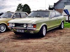 1975 Ford Granada 3.0 Ghia V6 Coupe