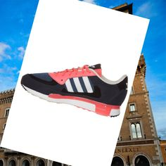 Footwear men Adidas Zx 850 Black/Navy Blue/Pink HOT SALE! HOT PRICE!