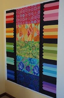 crayon box #quilt love this!