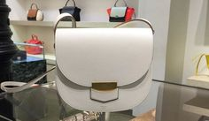 Celine Trotteur With Buckle Bag Reference Guide   Spotted Fashion