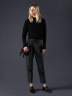 Pantalons Diesel Black Gold pour Femme sur le Store Officiel Online