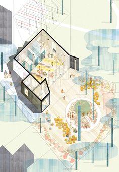 Berçário Comunitário Montpelier / AY Architects