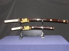 Samurai Sword Set 大小刀剣