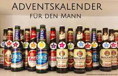 DiY - Adventskalender für den Mann Do it yourself  Bier Adventskalender