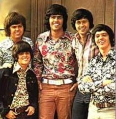OMG yes...it IS the Osmonds....I AM that old !