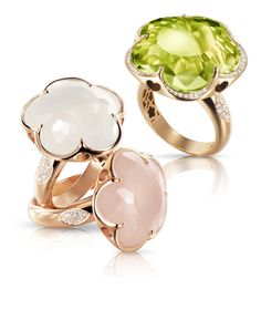 Bon Ton #rings  #PasqualeBruni