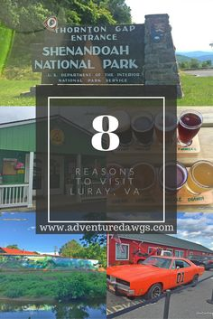 Outdoor adventures, family friendly travel, breweries and more. Here are 8 reasons why Luray Virginia USA should be one of your next travel destinations!