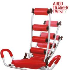 Now the ABDO Trainer Twist sit-up bench can help you get tighter, sexier abs in as little as just 5 minutes each day. http://www.justgoodle.com/en/sit-up-benches/5701-abdo-trainer-twist-sit-up-bench-with-chest-expanders.html
