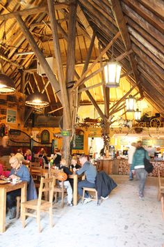Gasterij Kruisberg, Heemskerk - Verscholen in het Heemskerkse Duingebied ligt Gasterij Kruisberg. Dit is een verborgen pareltje. Na een stevige wandeling in het mooie duingebied is het hier goed toeven. - ENJOY! The Good Life - http://www.enjoythegoodlife.nl/gasterij-kruisberg-heemskerk/