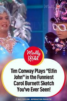 Rock N Roll Music, Rock And Roll, Harvey Korman, Comedian Videos, Carol Burnett, Classic Comedies, Classic Tv, Man Humor, Really Funny