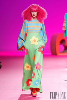 Agatha Ruiz de la Prada Ready-to-Wear Fall-winter 2014-2015