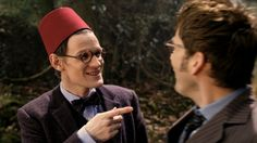 The Day of the Doctor: The TV Trailer - Doctor Who 50th Anniversary - BB...