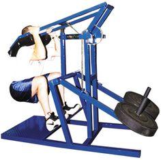The Powernetics Vertical Jump machine, Super Cat