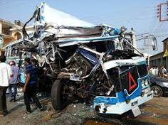 Sri Lanka  accidents de bus