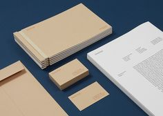 Logotype, stationery and portfolio with copper foiled detail designed by S-T for London based photographer David Ryle.