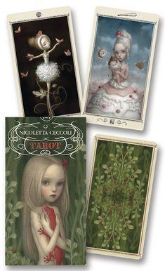 Ceccoli Tarot Deck:
