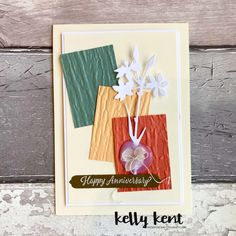 Quiet Meadow – kelly kent Sympathy Cards, Greeting Cards, Coral Wedding Colors, Friend Crafts, Hydrangea Flower, Happy Anniversary, Neutral Colors, Happy Shopping, Stampin Up