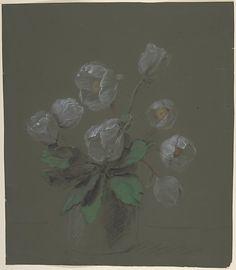 Antoine Berjon | Floral DesignbyAntoine Berjon (French, Lyon 1754–1843 Lyon)