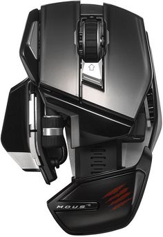 Redragon M601 CENTROPHORUS-2000 DPI Gaming Mouse for PC, 6 Buttons, Weight Tuning Set