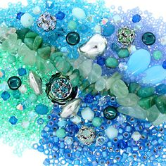 Seascapes   Fusion Beads