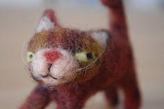 Wool Cat