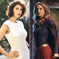 Teri Hatcher is returning to the world of tights and flight.  The Lois & Clark alum has booked a multi-episode arc on Supergirl, EW has learned.Hatcher will be playing a mysterious new role that will become the new Big Bad of Season 2.  Fun fact: The first big bad of the season, Lillian Luthor, was