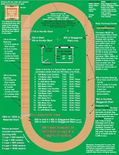 The Track in detail