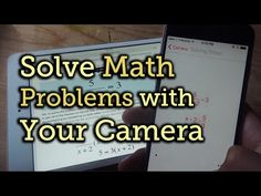 Use Your iPhone's Camera to Solve Difficult Math Problems Instantly