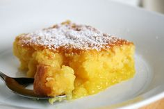 Lemon Pudding Cake is unusual, creative and delicious. You'll find the results will delight all who try this confection.