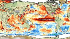 The 2015 El Niño event is on the verge of becoming the strongest ever recorded.