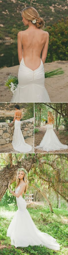 42 Swoon-worthy Mermaid Wedding Dresses - Katie May Bridal