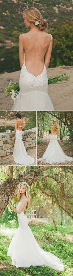 42 Swoon-worthy Mermaid Wedding Dresses - Katie May Bridal