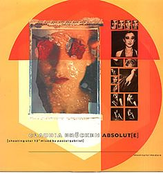 """For Sale - Claudia Brucken Absolute UK  12"""" vinyl single (12 inch record / Maxi-single) - See this and 250,000 other rare & vintage vinyl records, singles, LPs & CDs at http://eil.com"""
