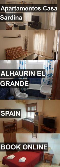 Hotel Apartamentos Casa Sardina in Alhaurin el Grande, Spain. For more information, photos, reviews and best prices please follow the link. #Spain #AlhaurinelGrande #travel #vacation #hotel