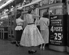 Fotos inéditas de Nueva York en los 50 descubiertas más de 45 años después de que su creador muriera.   #NuevaYork #NewYork #fotografia #fotos #vintage #creatividad
