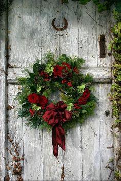 Gorgeous Christmas Wreath