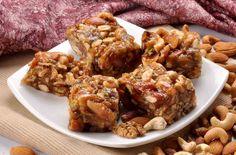 Dry Fruit Barfi (Halwa) Recipe (A Healthy Dry Fruit Snack)