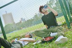 Liu(流) Taiga Kagami, Daiki Aomine Cosplay Photo - Cure WorldCosplay