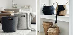 10 cestos para la ropa sucia que puedes comprar online - http://www.decoora.com/10-cestos-para-la-ropa-sucia-que-puedes-comprar-online/