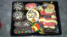 Caixa de doces para presentear.