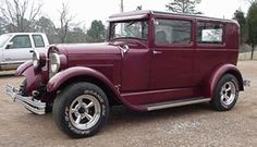 1926 Hudson Essex
