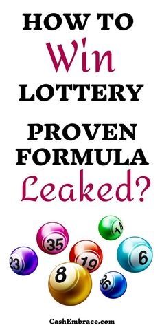 How to win a lottery: winning numbers tips and ideas. If you hope to become a millionaire thanks to your luck, there might be a way to do it without any work. See if you can earn tons of money by beating the odds! Lucky Numbers For Lottery, Winning Lottery Numbers, Lotto Numbers, Winning Numbers, Winning The Lottery, Lottery Book, Lottery Strategy, Lottery Tips, Lottery Tickets