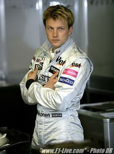 Even then, Kimi was dead serious...