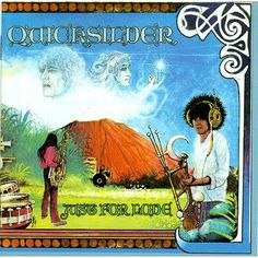 Quicksilver Messenger Service Just For Love – Knick Knack Records