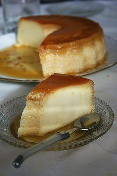 Pudim, flan aux œufs portugais