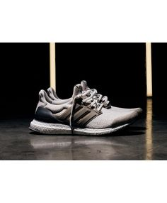 78be15dfb72d4 Adidas Ultra Boost Lux Consortium Khaki Grey trainers for cheap Sale